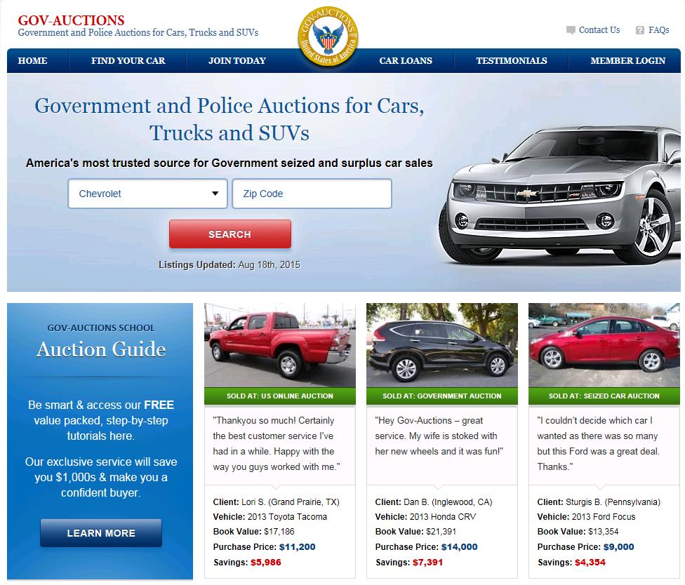 www.gov-auction.org